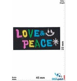 Fun Love & Peace - 2 Stück