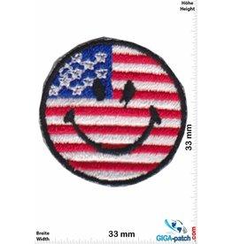 Smiley Smiley - Smile - USA - small - 2 Stück