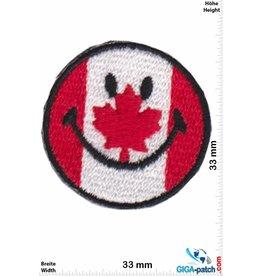 Smiley Smiley - Smile - Canada  - small - 2 Stück