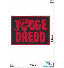 Judge Dredd Judge Dredd - red