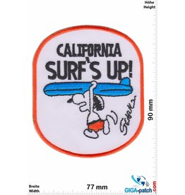 Snoppy  Snoopy - California Surf's Up!