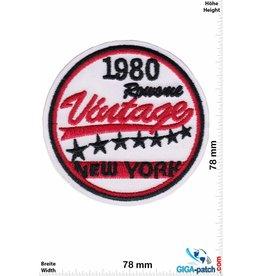 New York  1980 Vintage New York