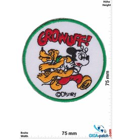 Mickey Mouse  Mickey Mouse  -  Pluto - GROWUFF!