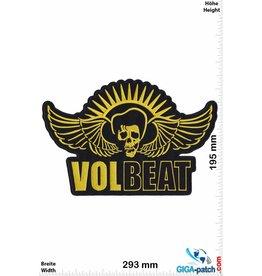 Volbeat Volbeat - Skull- 29 cm