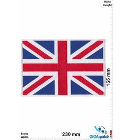 England, England United Kingsdom - UK - Union Jack - 23cm