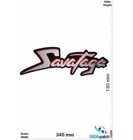 Savatage Savatage - Power-Metal-Band- 34 cm