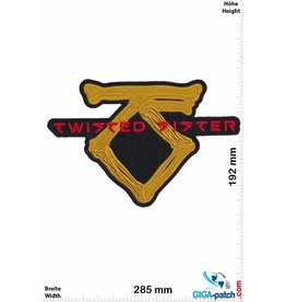 """Patch Maltese biker cross tribal rock 8/"""" 20cm 1/% cool"""