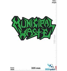 Municipal Waste Municipal Waste - Crossover-Band  - 30 cm