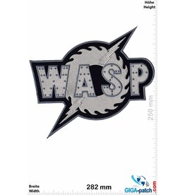 W.A.S.P.  W.A.S.P. - Metal-Band- 28 cm