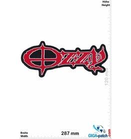 Ozzy Osbourne Ozzy Osbourne - red silver   - 28 cm