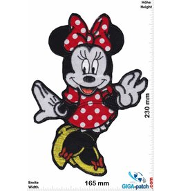 Mickey Mouse - Mini Mouse  - 23cm