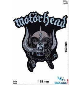 Motörhead Motörhead - silver blue - HQ