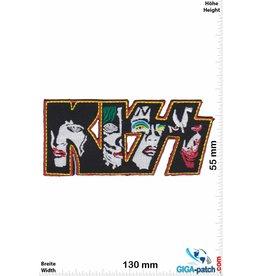 Kiss Kiss - Köpfe - color - HQ