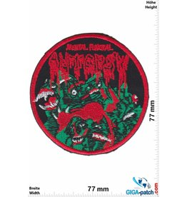 Autopsy Autopsy - Mental Funeral - Death-Metal-Band