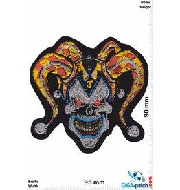 Harlekin  Crazy Harlekin - Harlequin - Clown - HQ