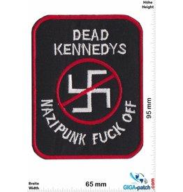 Dead Kennedys Dead Kennedys - Nazi Punk Fuck Off