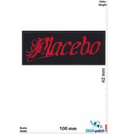 Placebo  Placebo - red black