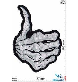 Skull Hand - OK