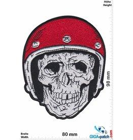 Cafe Racer Cafe Racer - red Helmet - HQ