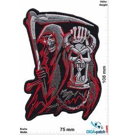 Sensenmann Grim Reaper - red silver - HQ