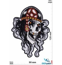 Totenkopf Skull - Lady