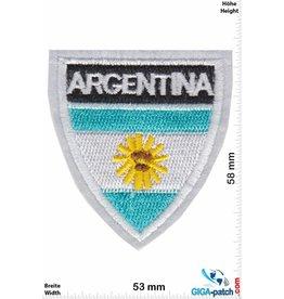 Argentina - Wappen - Argentinien