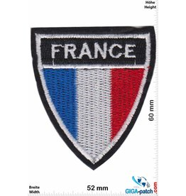 Frankreich, France France Wappen  - Frankreich