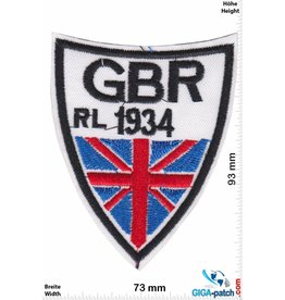 England, England UK - Great Britain  - RL 1934 - Ralph Lauren - Softpatch