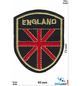 England, England UK - Great Britain  - England - gold - Softpatch