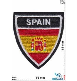 Spain Spanien  Wappen - Spain - Flagge