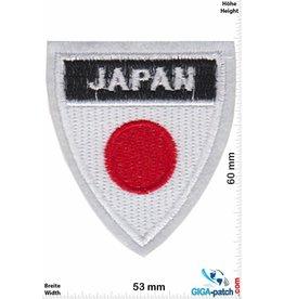 Japan, Japan Japan - Flagge - Wappen