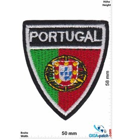 Portugal Portugal - Flag -  Coat of arm