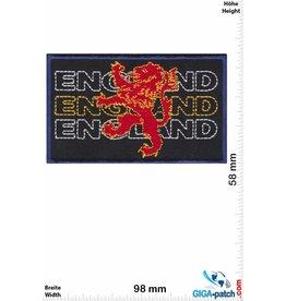 England, England England - Lion