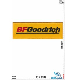 BF Goodrich BF Goodrich Tires - yellow