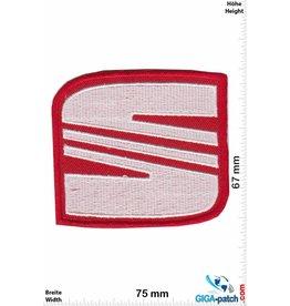 Seat - LOGO - red