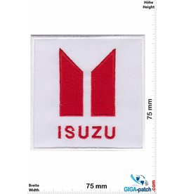 Isuzu ISUZU - red