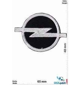 Opel Opel - LOGO - black silver