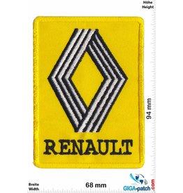 Renault Renault - LOGO- yellow
