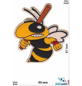 Vespa Vespa - Angry Wasp - Baseball bat