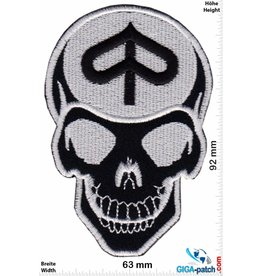 Vespa Vespa - Skull