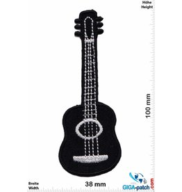 Gitarre Acoustic Guitar - black