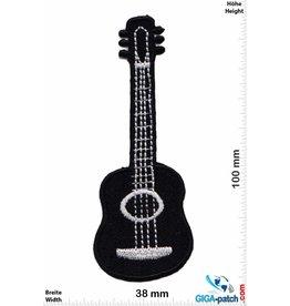 Gitarre Akustik Gitarre - black