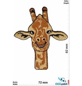 Pferd Giraffe Kopf - Smile