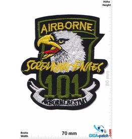 U.S. Air Force Airbone - 101st Airborne Division