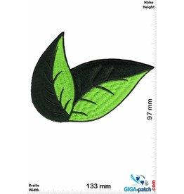 Fun Grüne Blätter
