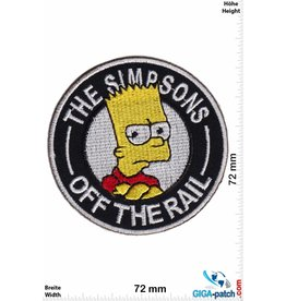Simpson Bart Simpson  - The Simpsons  Off The Rail