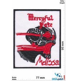 Mercyful Fate Mercyful Fate - Melissa  -Heavy-Metal-Band