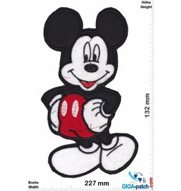 Mickey Mouse  Mickey Mouse  - Big - Softpatch