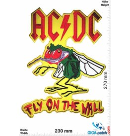 AC DC AC DC  - ACDC - Fly on the Wall - 27 cm