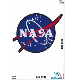 Nasa NASA - with Stars - 23 cm